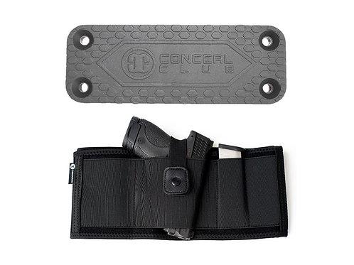Gun Magnet Mount & Belly Band Holster Bundle