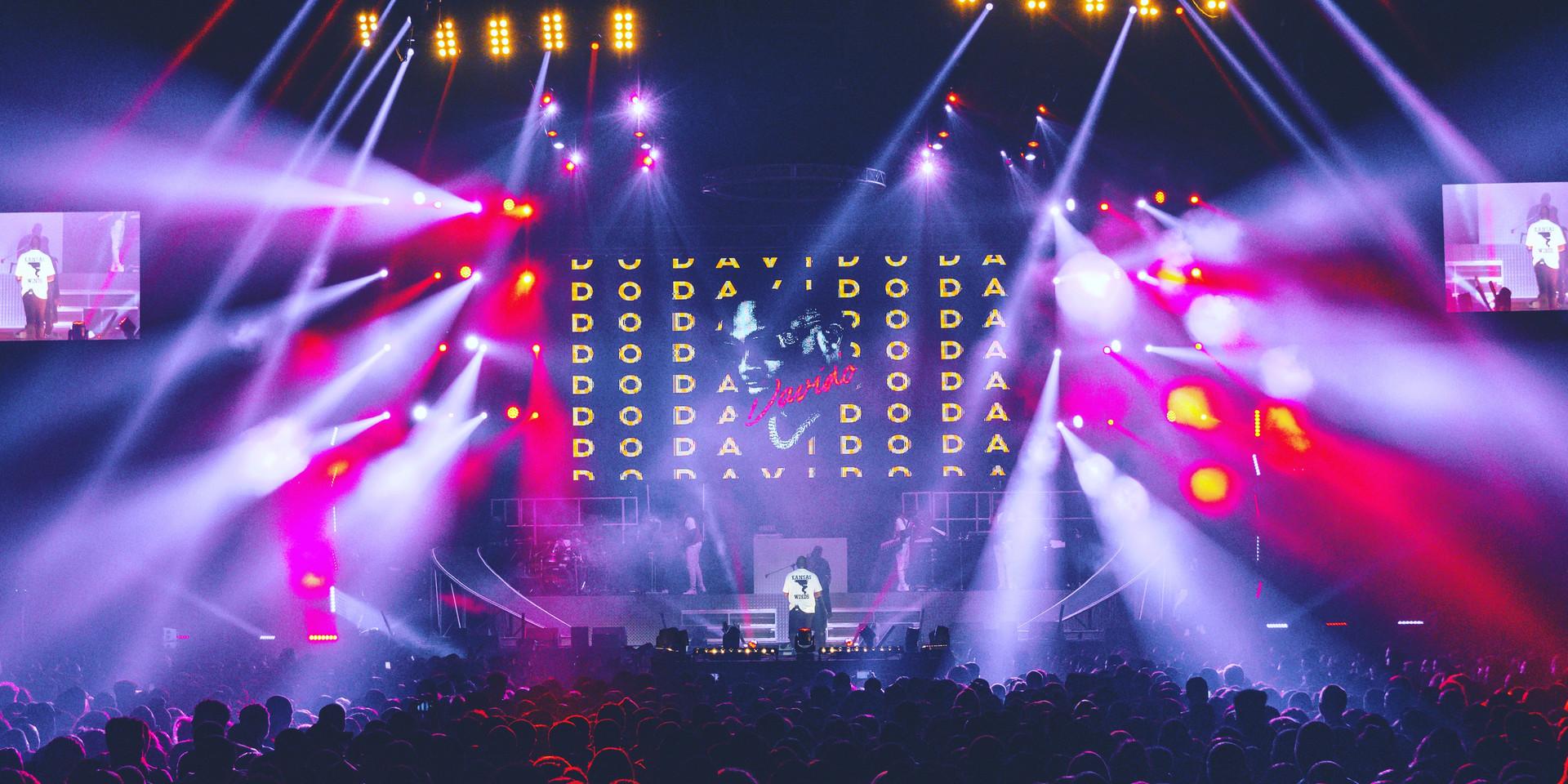 Davido O2 Arena London