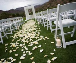 svatební uličky