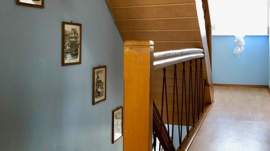 Treppengeschoss