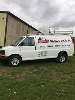 Magic Van