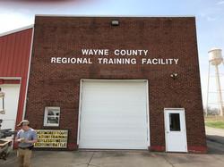 Wayne County Regional Training Facility.