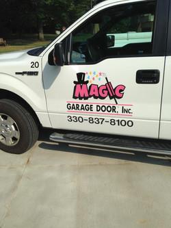 Magic Garage Door