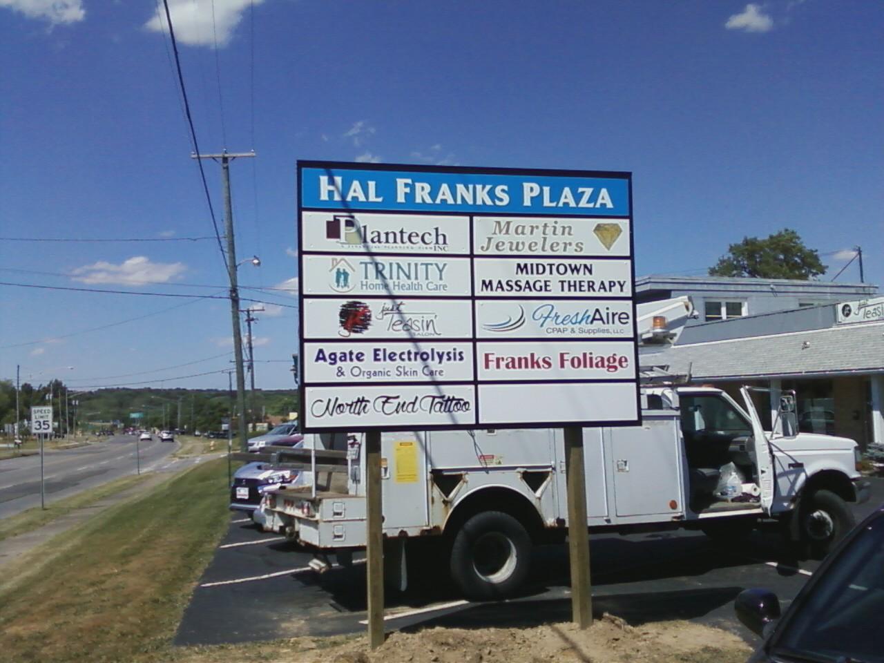 Hal Franks Signs
