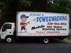 Johns Powerwashing