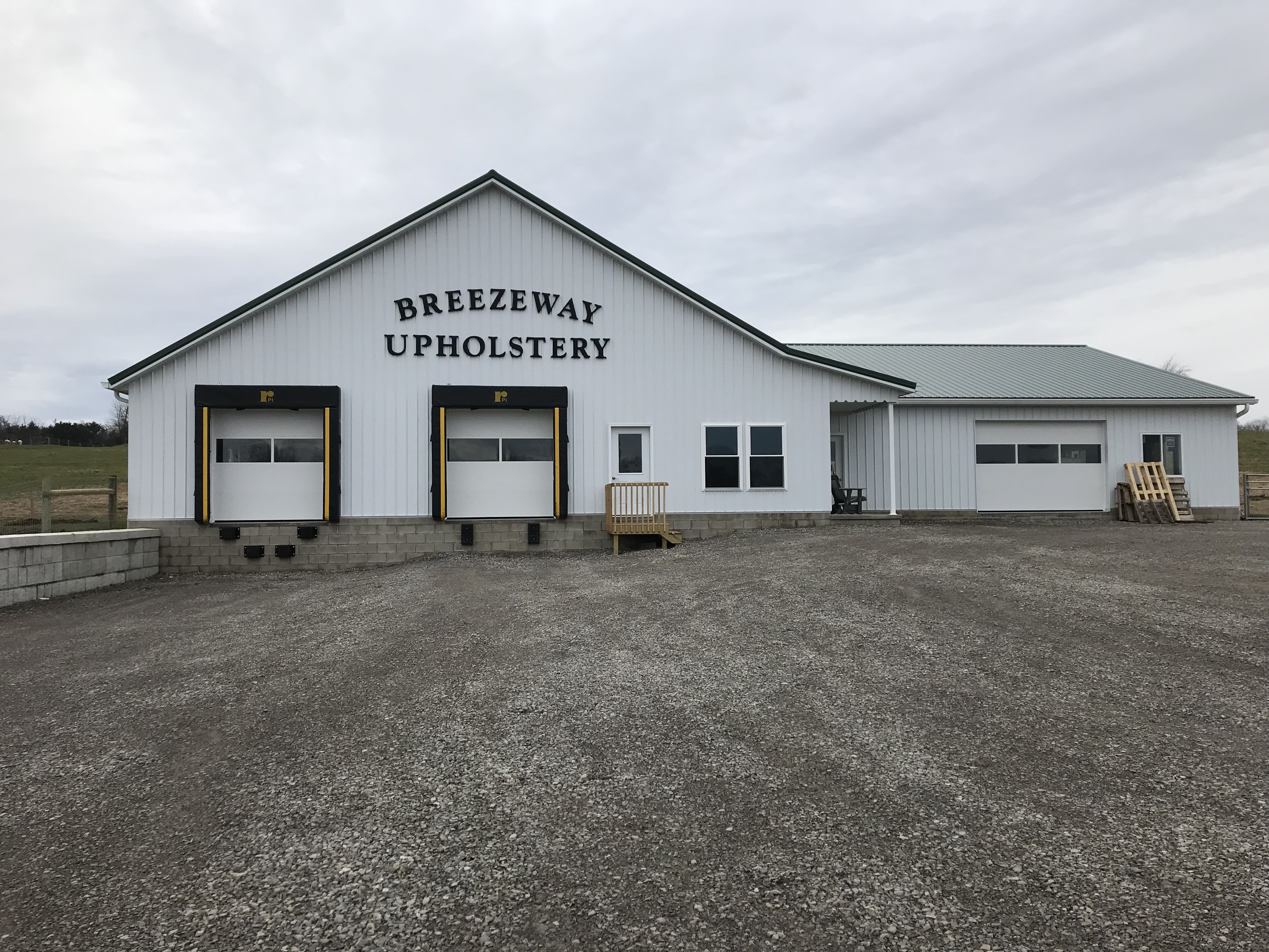 Breezeway Letters
