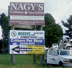 Critters Billboard