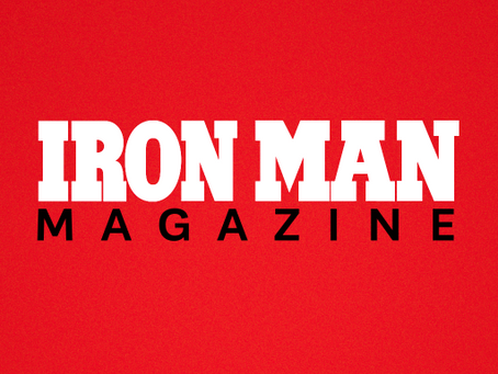 """IRON MAN Magazine: """"And Your 2020 Mr. America is..."""""""