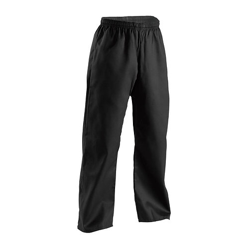 Black Uniform Pants