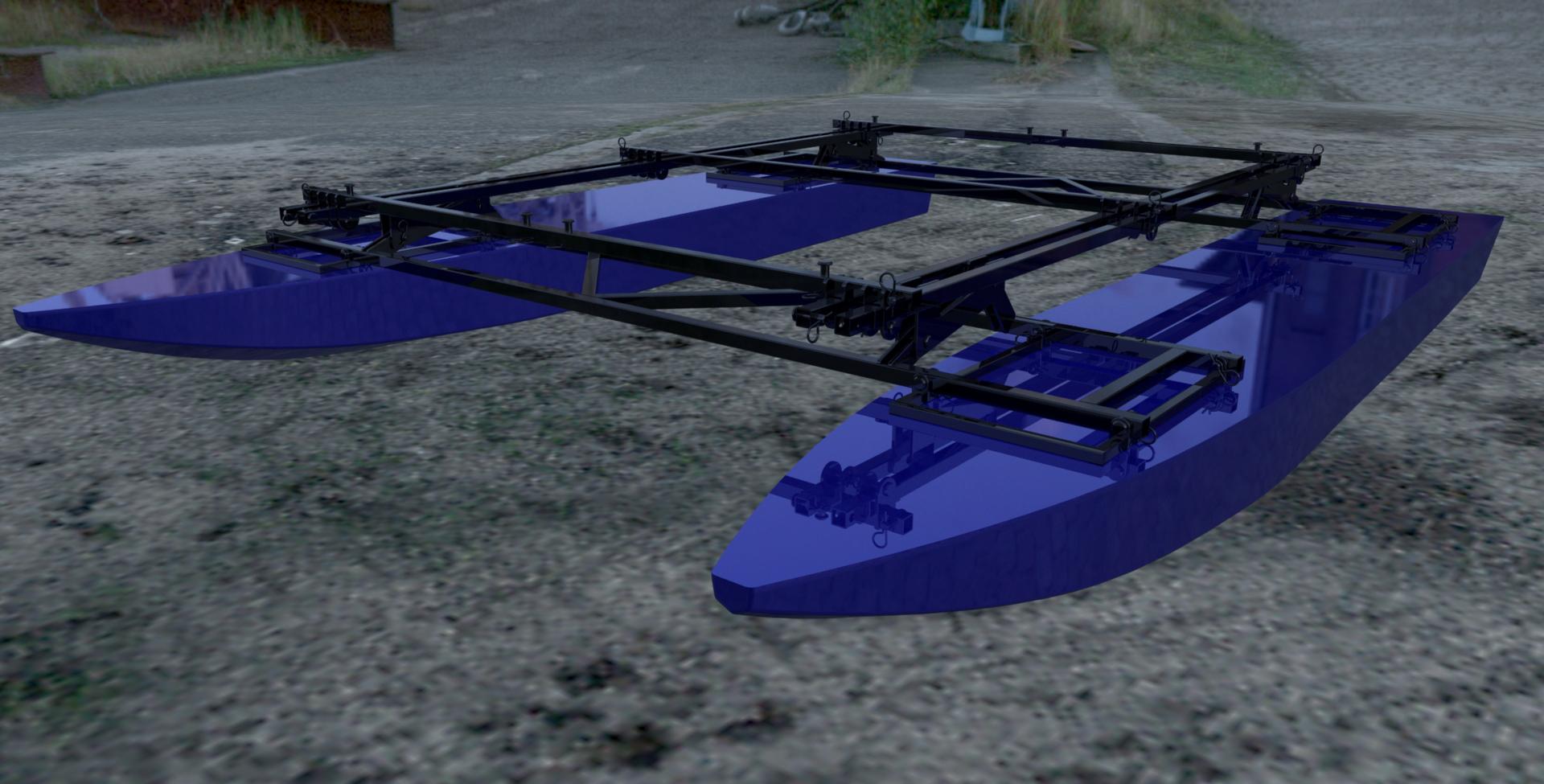 I - Flat Cat - 01