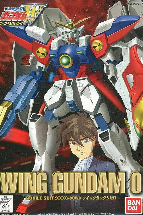 1/144 Wing Gundam Zero (w/figure)