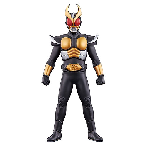 Legend Rider History 20 Kamen Rider Agito Grand Form