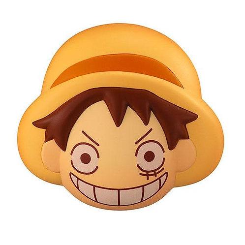 One Piece Fluffy Squeeze Bread Anti-Stress Figure