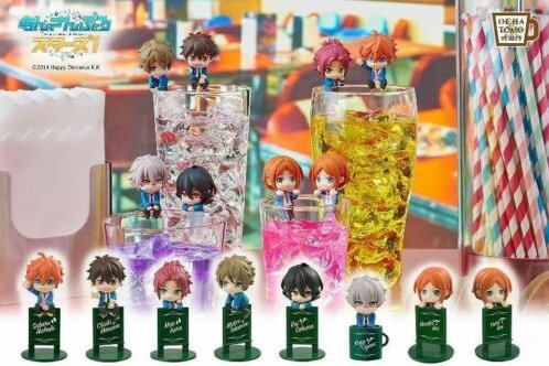 "Ochatomo Series Ensemble Stars! Sports & Music ""sealed and randomly packed"""