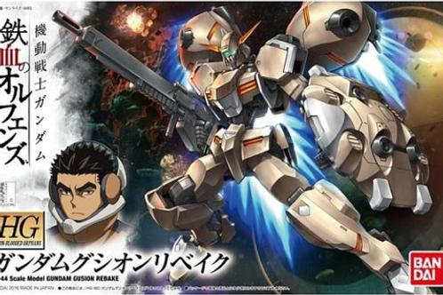1/144 HG Gundam Gusion Rebake