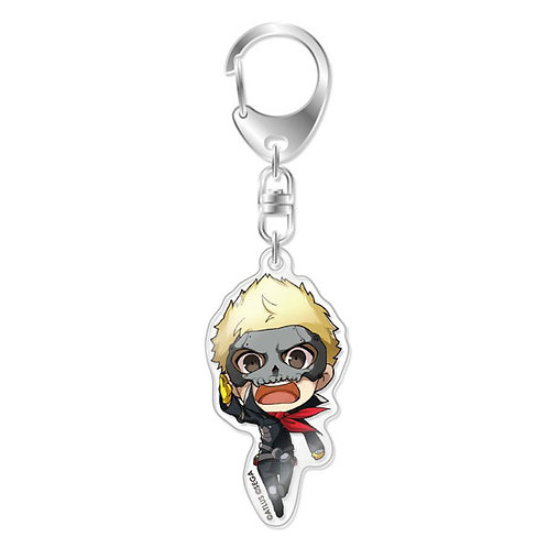 "Chara-Forme - ""Persona 5"" Acrylic Keychain Collection: 12. Skull"