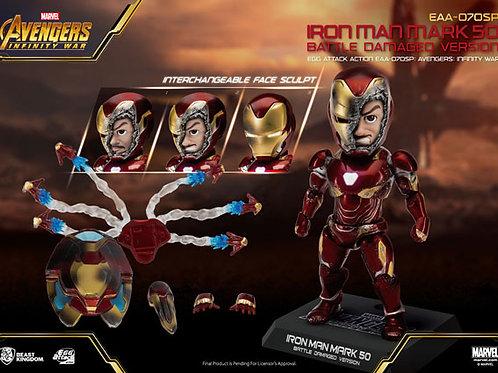 Avengers: Infinity War Iron Man Mark. 50 Battle Damaged version