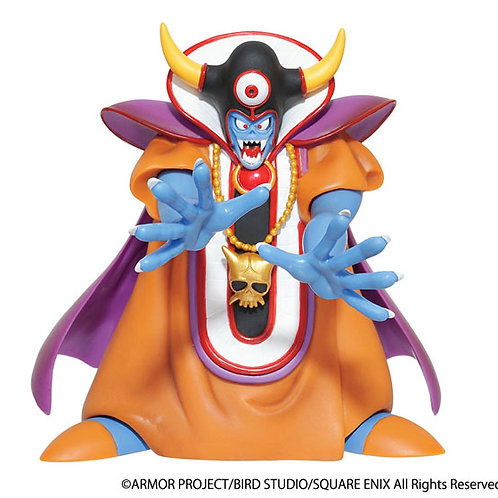 Dragon Quest Sofubi Monsters Zoma