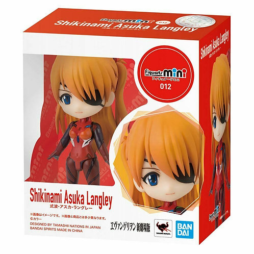 Evangelion: 3.0+1.0 Figuarts mini Action Figure Asuka Langley Shikinami