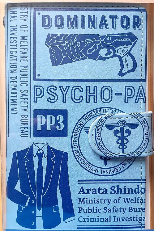 PSYCHO-PASS 3 Book-style Smartphone Case