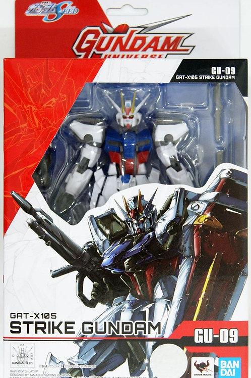 Mobile Suit Gundam SEED Gundam Universe Action Figure GAT-X105 Strike