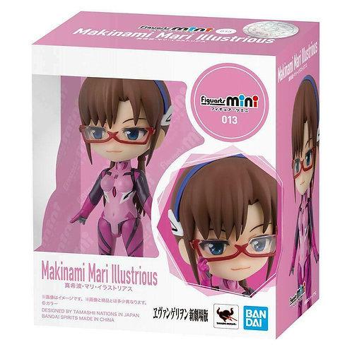 Evangelion: 3.0+1.0 Figuarts mini Action Figure Mari Illustrious Makinami