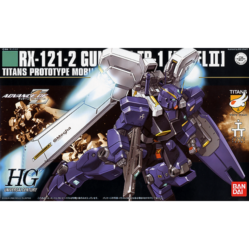 1/144 HGUC Hazel RX121-2 Titans Prototype MS