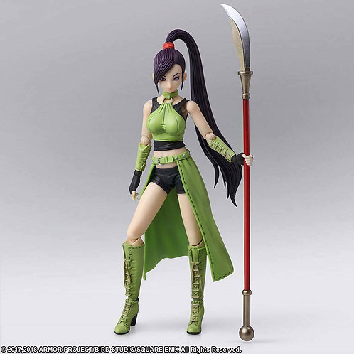 Dragon Quest XI Echoes of an Elusive Age Bring Arts Action Figure Jade 15 cm