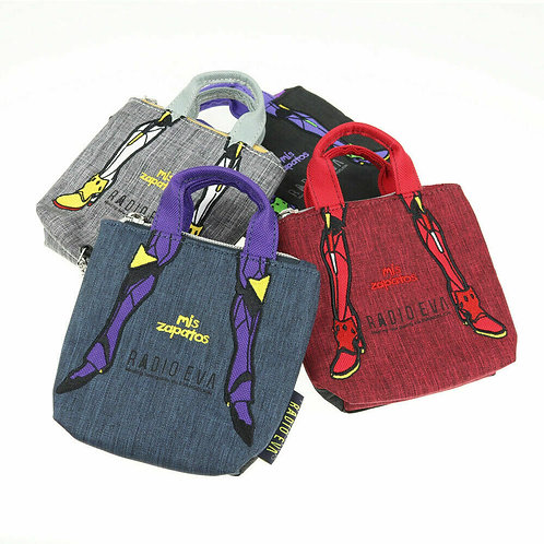 EVANGELION Pass Case Pouch by mis zapatos