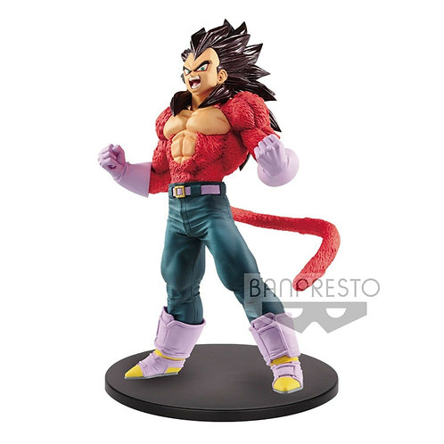 Dragon Ball GT Blood of Saiyans PVC Statue Super Saiyan 4 Vegeta Metallic Hair