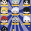 Thumbnail: Weekly Shonen Jump 50th Anniversary Jump All Stars PoteKoro Mascot Petite Vol.2