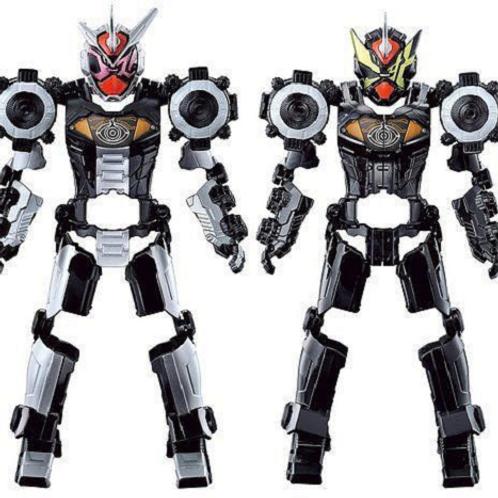 "RKF Rider Armor Series Kamen Rider Zi-O ""Ghost armor"""