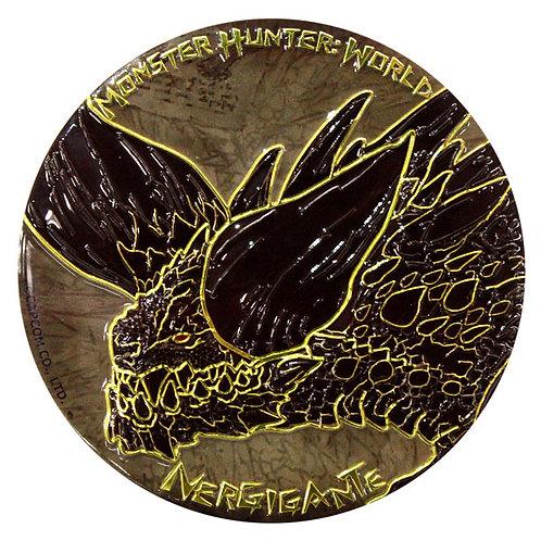 Monster Hunter: World - Repousse Magnet: Nergigante