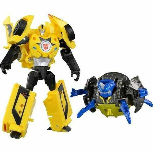TAV40 Iron Jam & Bumblebee Iron Armor