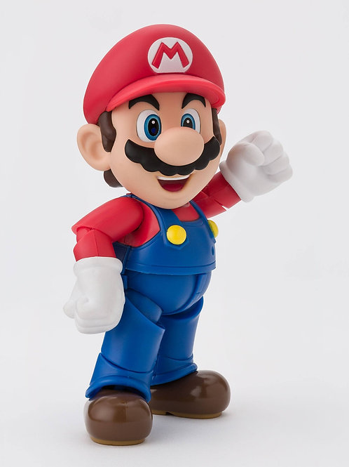 """S.H.Figuarts Mario New Package Ver """"Super Mario Brothers"""""""