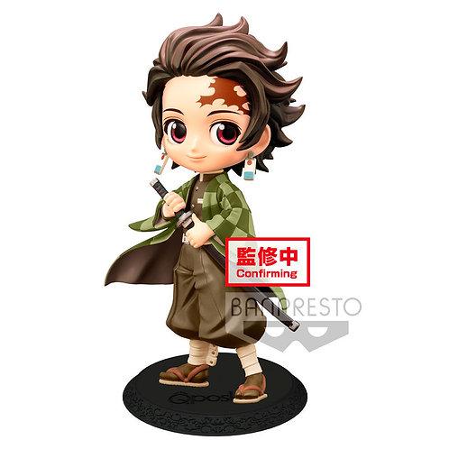 Kimetsu No Yaiba Tanjiro Kamado Q Posket B figure 14cm