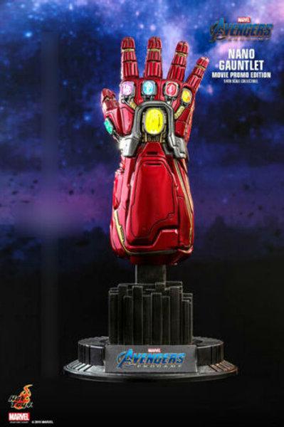 Hot Toys Avengers Endgame 1/4 size Replica Nano Gauntlet :Movie Promo Ver
