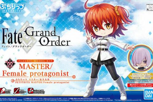 "Puchirittsu Master/Female Protagonist Plastic Model ""Fate/Grand Order"""