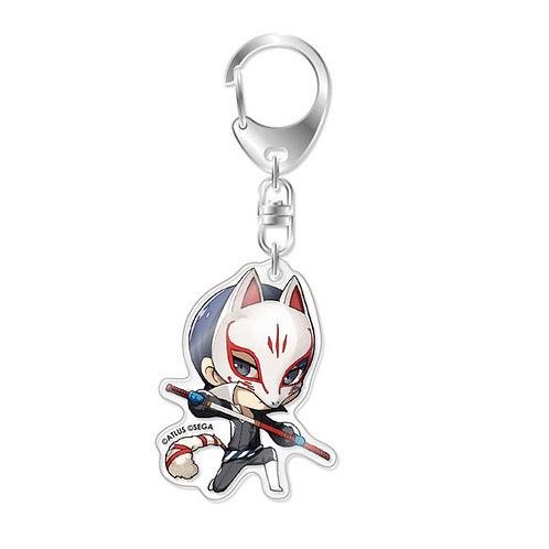 "Chara-Forme - ""Persona 5"" Acrylic Keychain Collection: 14. Fox"