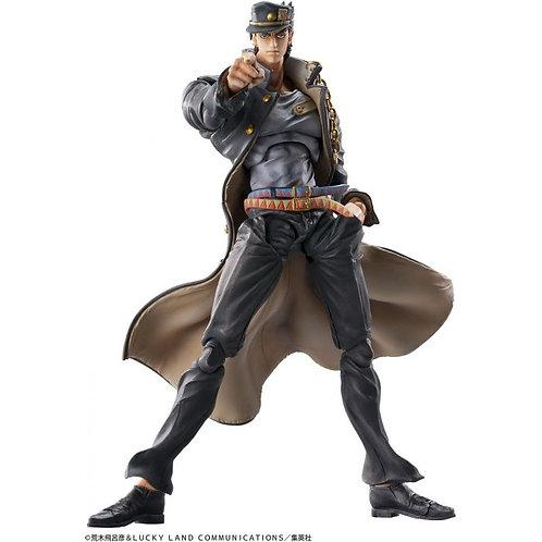 JoJo's Bizarre Adventure Super Action Statue: Jotaro Kujo Ver.1.5 Part 3
