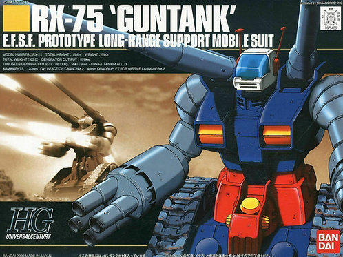 1/144 HG RX-75 Guntank