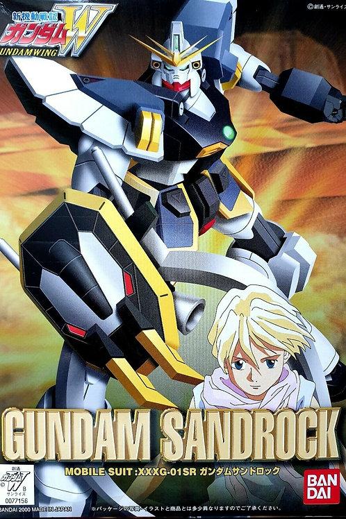 1/144 Gundam Sandrock (w/figure)