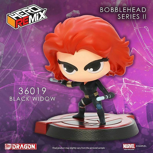Bobblehead Series Avengers: Black Widow by Dragon