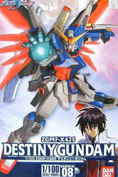 Gundam Seed Destiny 1/100