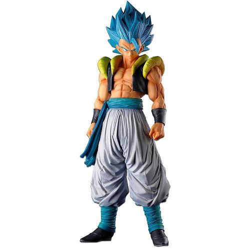Dragon Ball Super Super Master Stars Piece Super Saiyan Blue Gogeta figure