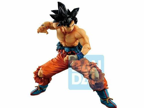 Dragon Ball Super Son Goku Ultra Instinct Sign Ichibansho figure 21cm