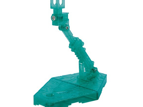 Action Base 02 Clear Green