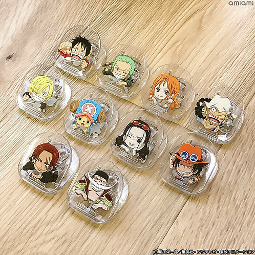 Toy'sworks Collection Niitengo Clip ONE PIECE 10Pack