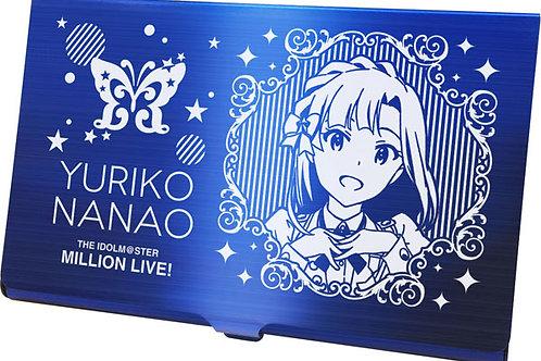 THE IDOLM@STER Million Live! - Metal Card Case (5) Yuriko Nanao