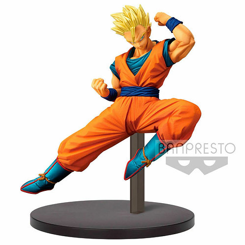 Dragon Ball Super Chosenshiretsuden vol. 4 Super Saiyan Son Gohan figure 15cm